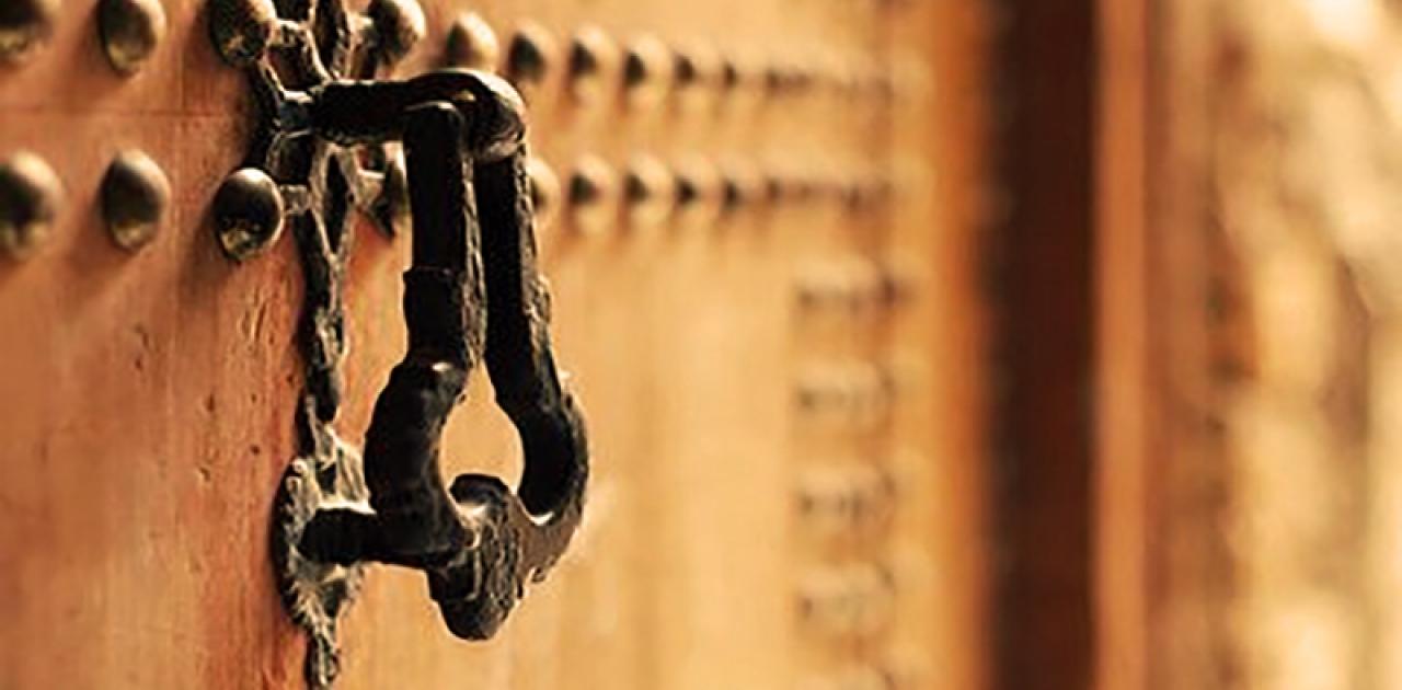 Knocking on your door imanwire for Door knocking sound