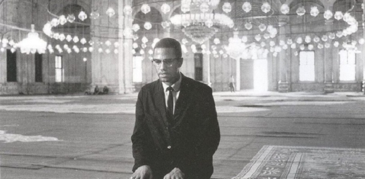 malcolm muslim Malcolm x historical and political setting in the years around 1960, the american negroes became increasingly active in the struggle for civil rights.