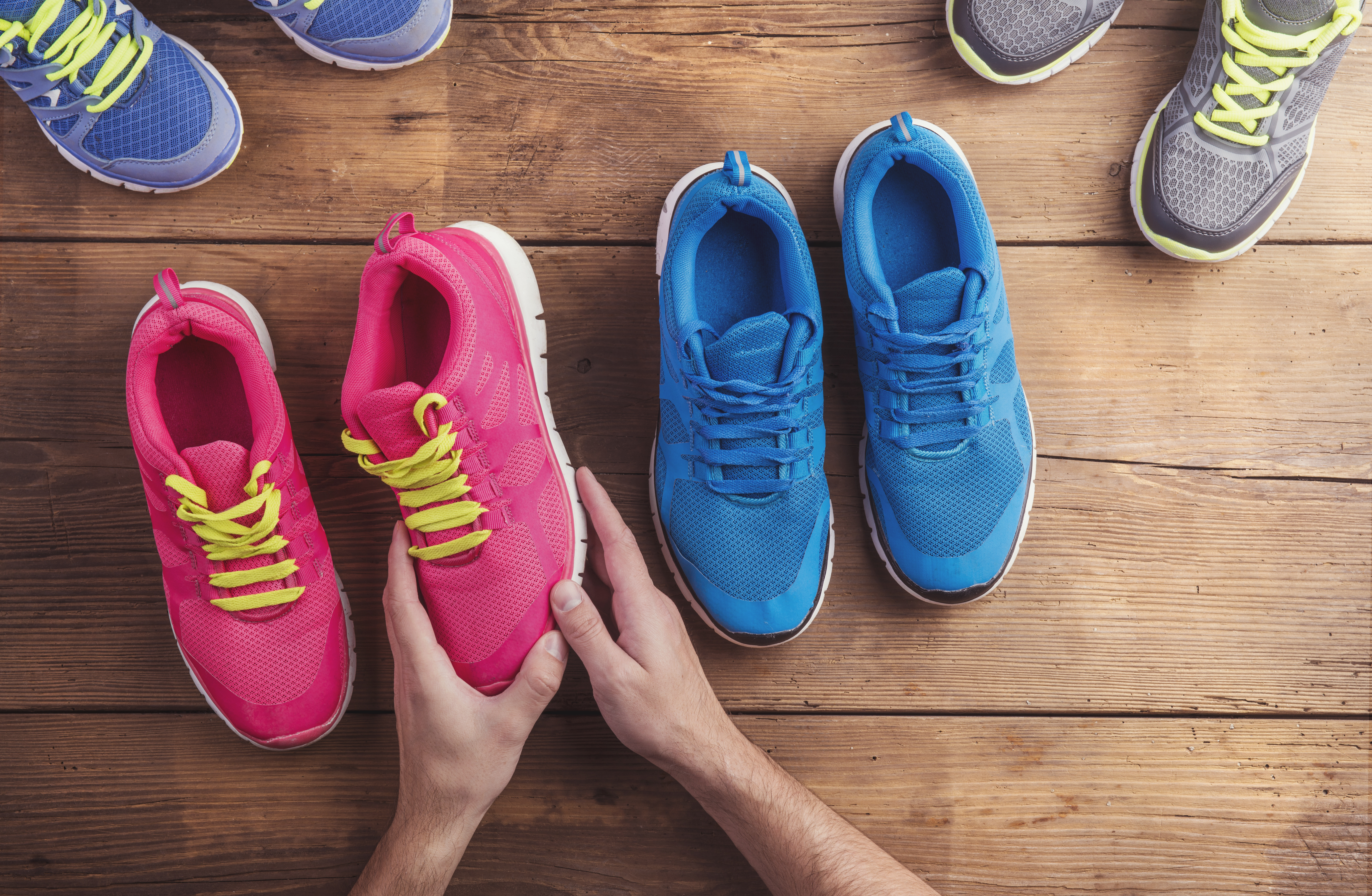 The Pink Shoes: Parenting, Stereotypes, and Gender