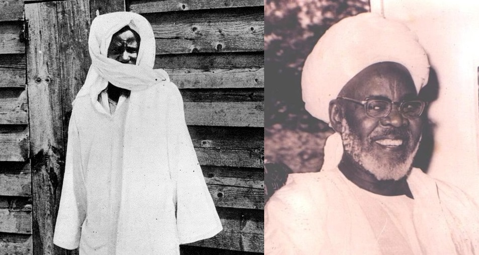 and Shaykh Ibrahim Niasse (may Allah sanctify their spirit)