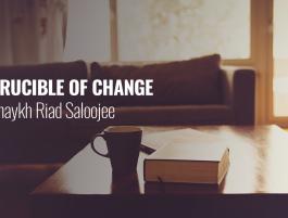 Crucible of Change