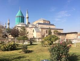 On Visiting Mawlana Rumi