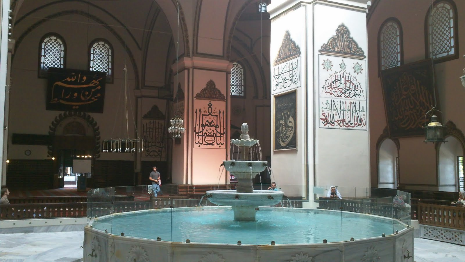 The Fountain of Bursa: Creativity and Responsibility in Scholarship
