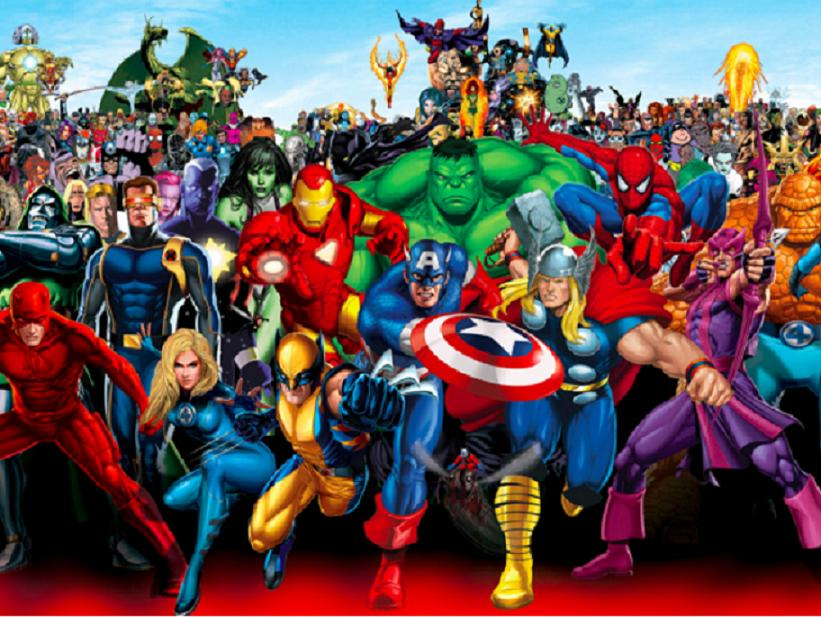 Can We All Be Superheroes?