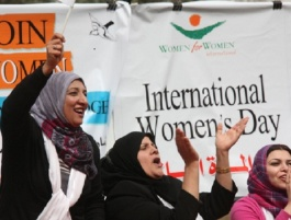 Understanding the Role of Women in Post-Conflict & Transitional Countries