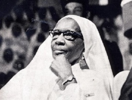 The Character and Courage of Sister Clara Muhammad