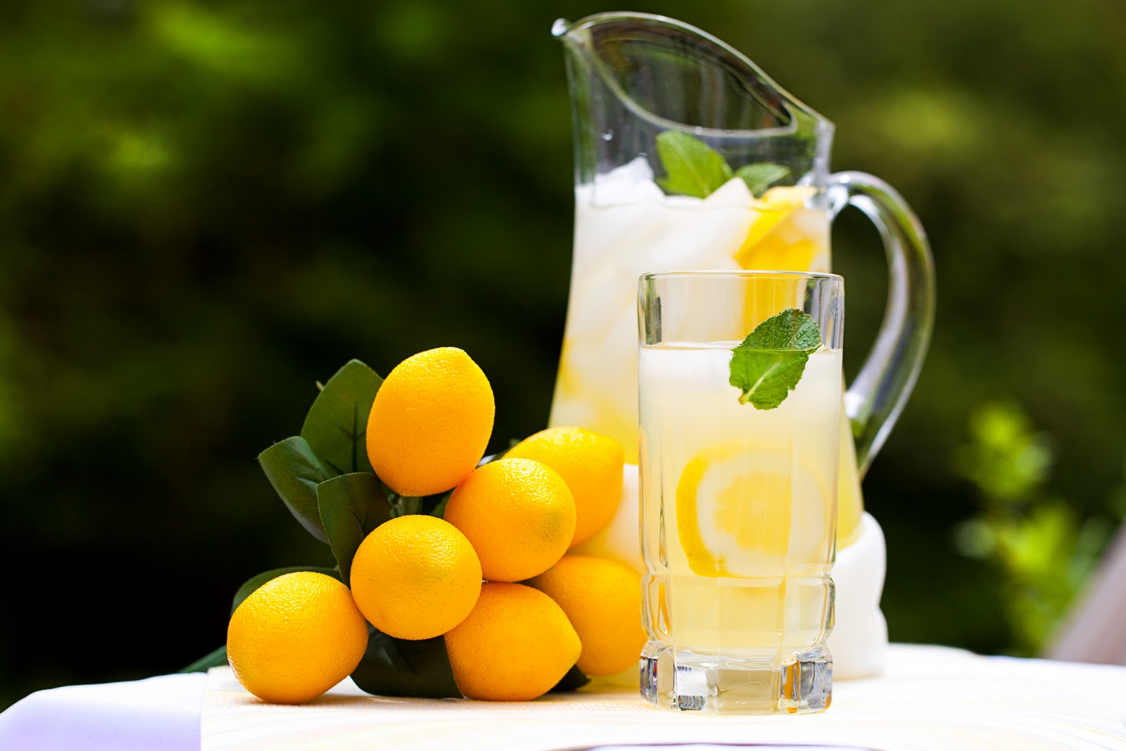 Lemonade Recipe: One Part Lemon, One Part Allah