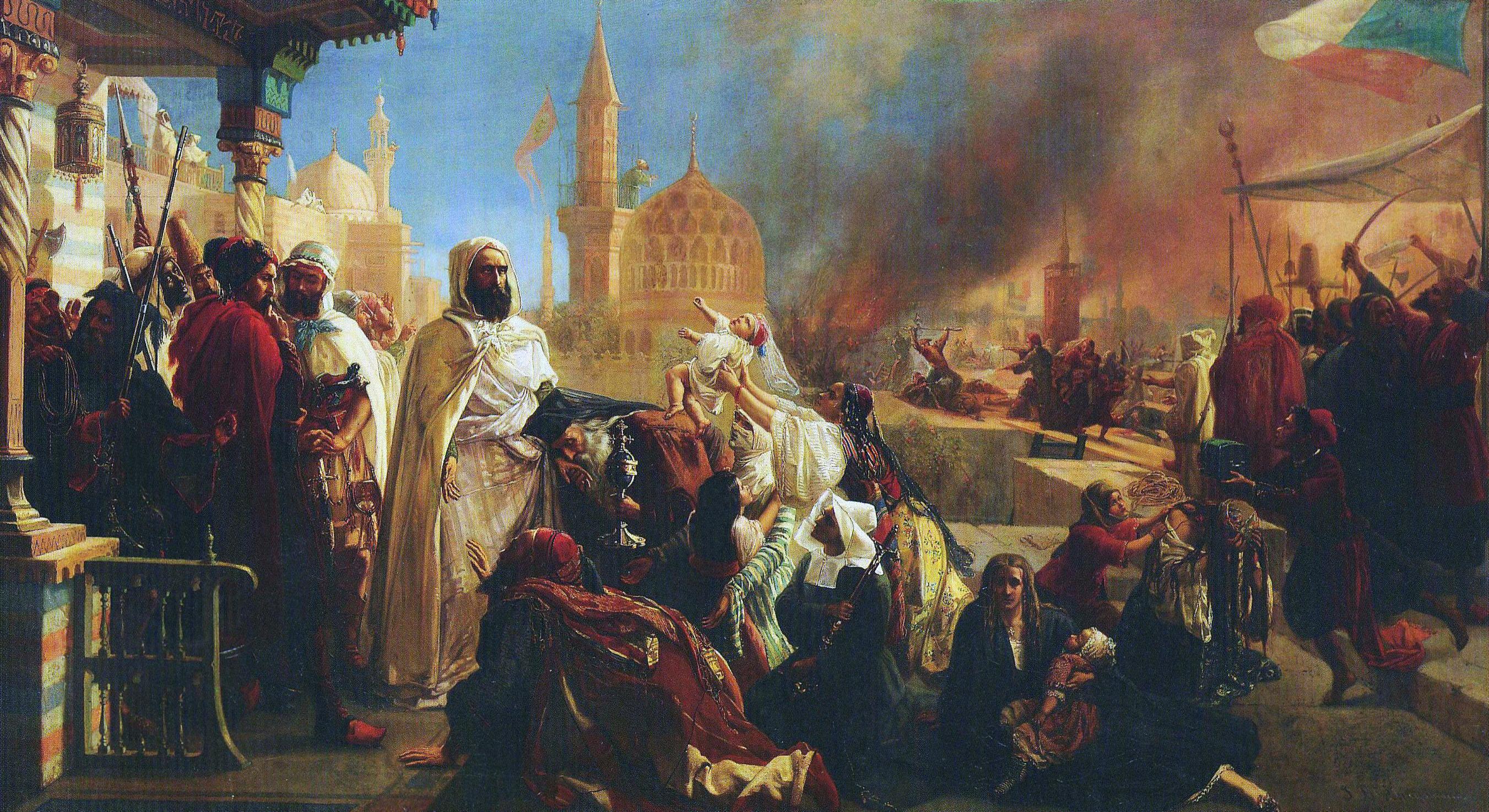 A Muslim in Paris: A Jihad Honored By France