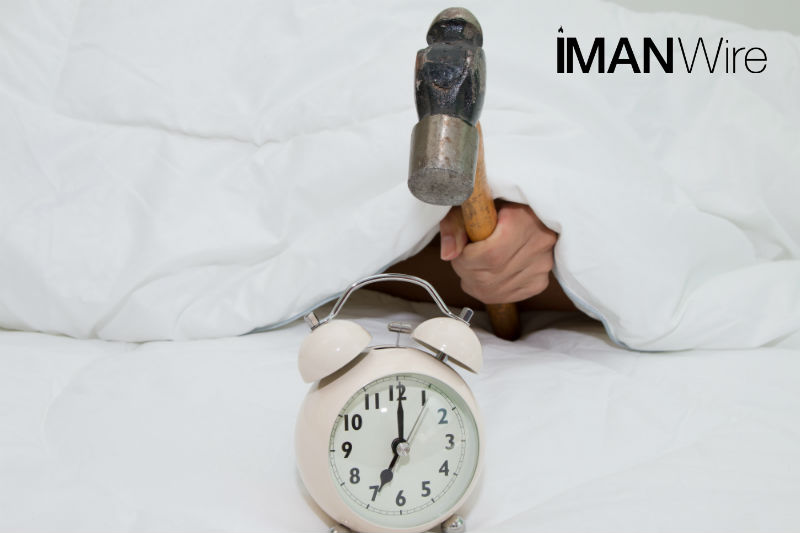 The Effect of Fasting on Sleeping: Tips on Sleeping Well for a Better  Ramadan