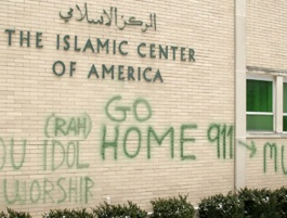 Keeping Safe In Islamophobic Space